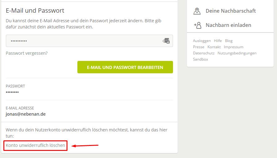 Löschen kennst mich de profil sva.wistron.com